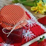 mermelada sin azucar de fresa