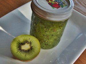 receta de Mermelada de Kiwi casera