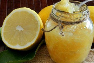 receta de mermelada de limón casera