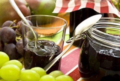 receta de mermelada de uva casera