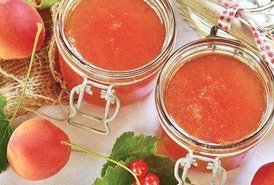 receta de mermelada de albaricoque casera