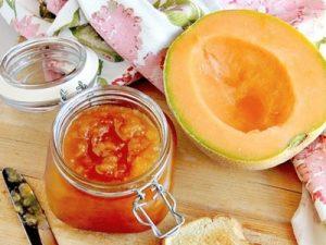 receta de mermelada de melón casera